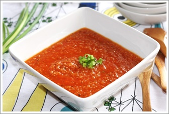 キヌア スープ