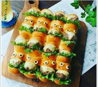 パン弁当の詰め方がおしゃれでかわいい!子供が喜ぶ画像まとめました!