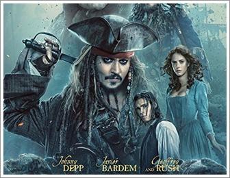 パイレーツ・オブ・カリビアン5/最後の海賊の評価や感想まとめ!
