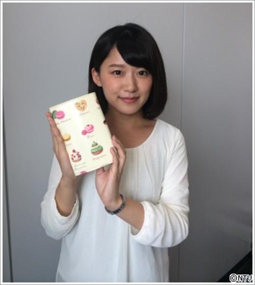 尾崎里紗アナ 私服