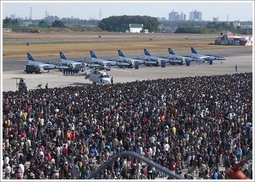 小松基地航空祭 撮影ポイント