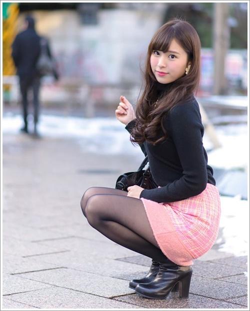 角谷暁子アナ 美脚