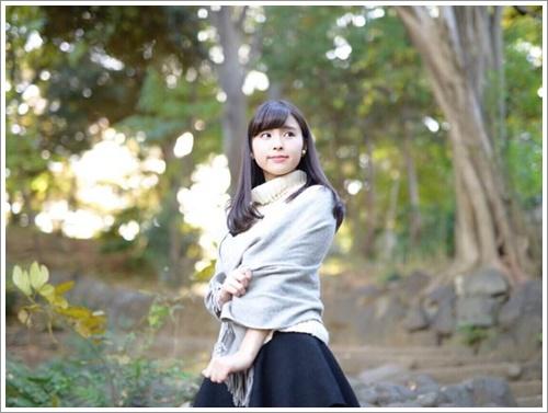 角谷暁子アナ 私服