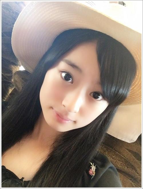 井本彩花 髪型