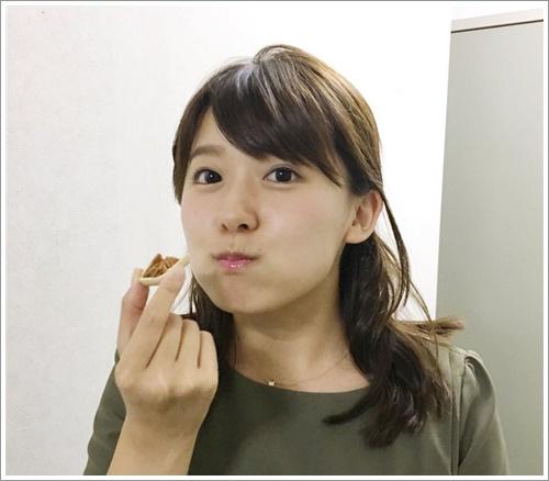 尾崎里紗アナ 同期