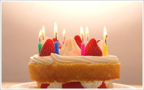 1歳 ケーキ