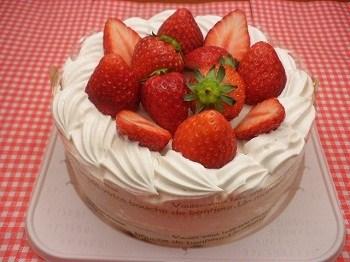 赤ちゃん ケーキ