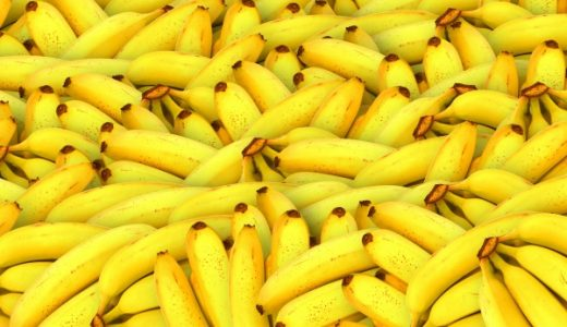 風邪をひいた時は果物で症状を緩和させる!バナナとこれが最強だった!