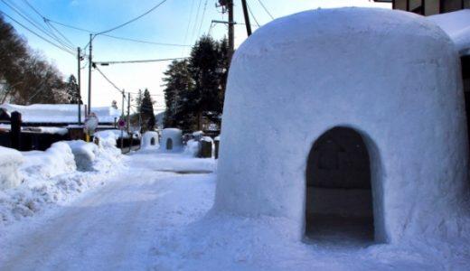 かまくらの中で雪を眺めながら食べる!おすすめの食べ物5選!